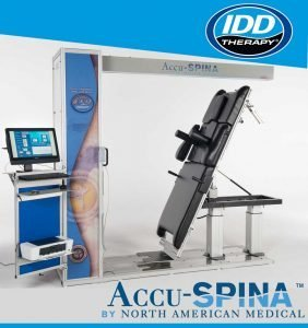 Accu-spina image by north american medical corporation idd therapy