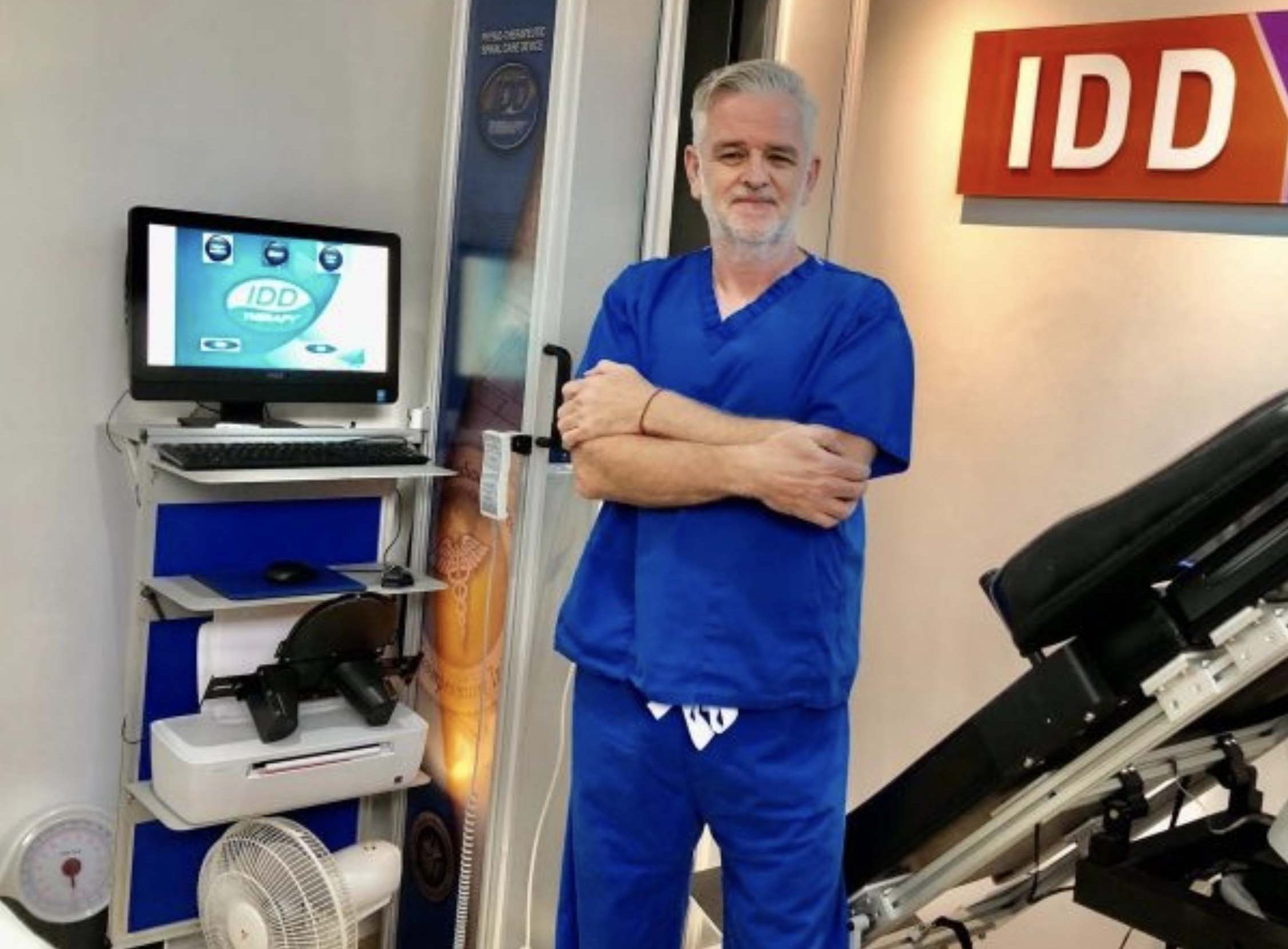 Tackling Unresolve Pain Article IDD Therapy Spinal Surgery News